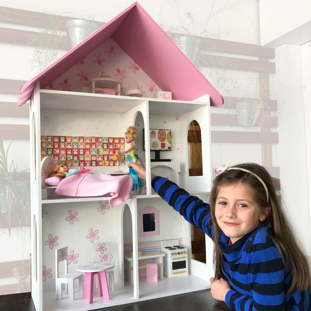 Casas Y Muebles Para Mu Ecas En Accesorios Para Mu Ecas En Mercado  # Muebles Dadaglio