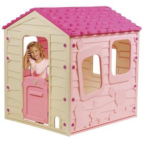 Para As Rosada Niños Juguete Muñecas Casa CxBQordWe