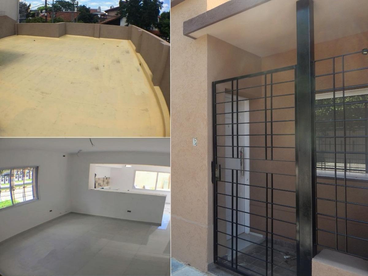 casa  munro ,4 amb de 117 m2 cub  c/ jdin, quincho+cochera