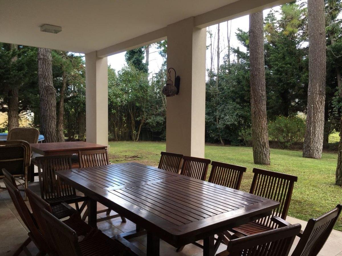 casa nº 18 terrazas al golf 4 ambientes pinamar