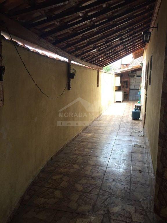 casa na mirim 2 dormitórios, churrasqueira, confira na imobiliária em praia grande. - mp14331