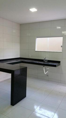 casa  na planta com 03 quartos no bairro dinah borges - cs1370v