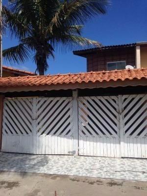 casa na praia á venda,medindo 152m²,em itanhaém-sp