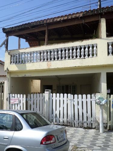 casa na praia com 2 dormitórios - ref 4089-p