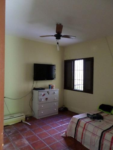casa na praia com 3 suítes, itanhaém-sp - ref 4084-p