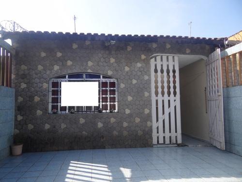 casa na praia  com edícula  r$ 210 mil c6324