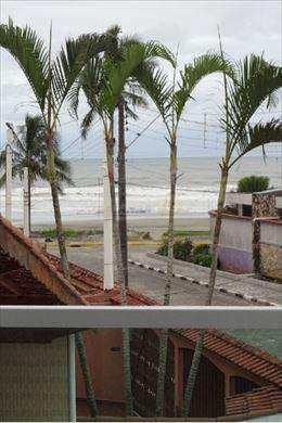 casa na praia com piscina ,3 dorms em mongaguá ref:4603 d.