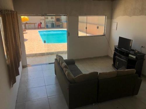 casa na praia! com piscina, churrasqueira, 5 quartos!