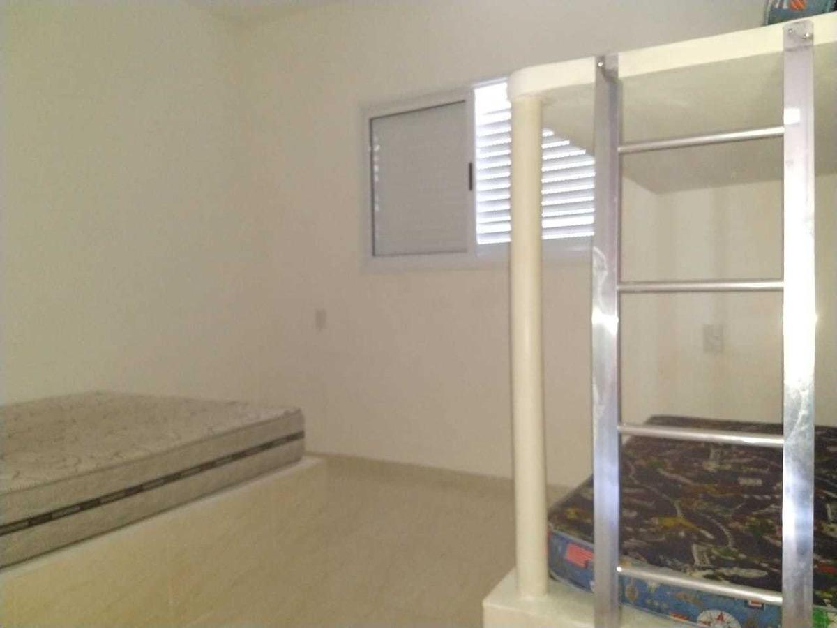 casa na praia com piscina mongaguá ref: 7841 c