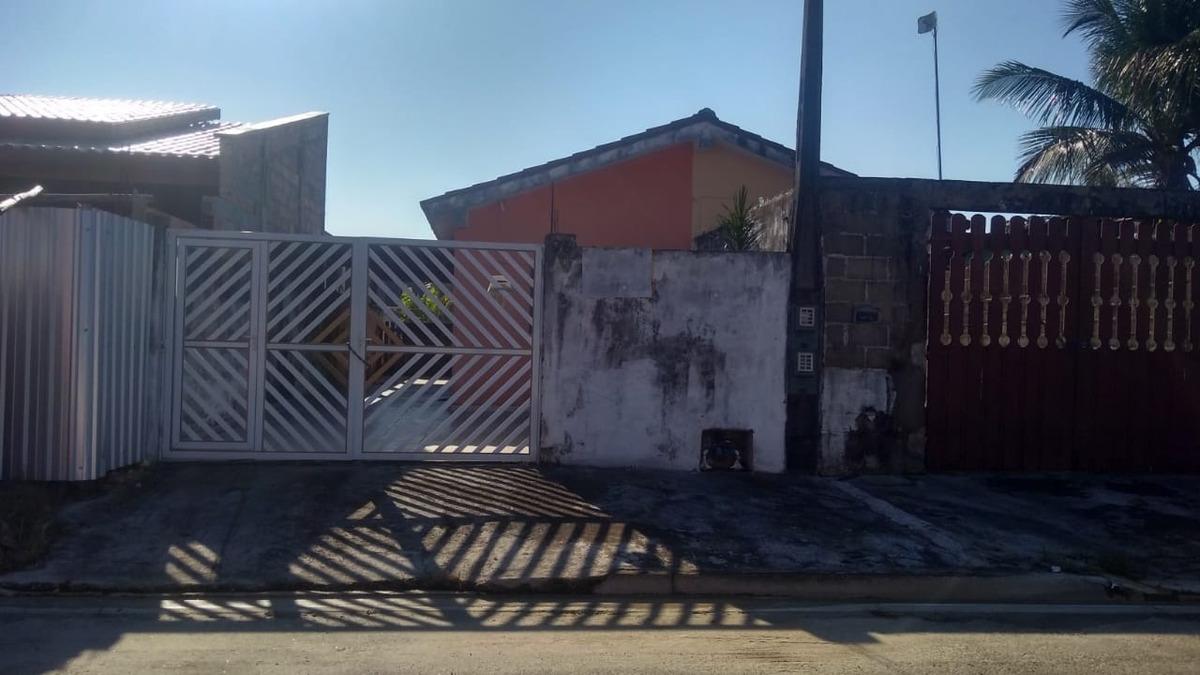 casa na praia de itanhaém  r$ 160 mil a vista