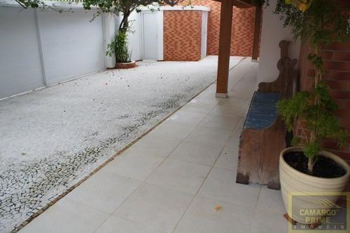 casa na praia do enseada no guarujá, a 150 metros da praia, com 6 dormitórios e 4 suítes - eb84478