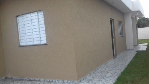 casa na praia, itanhaém-sp, com 1 quarto - ref 2156-p