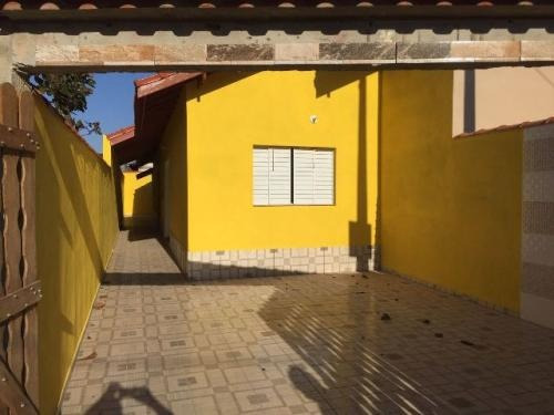 casa na praia, itanhaém-sp, com escritura! - ref 2843-p