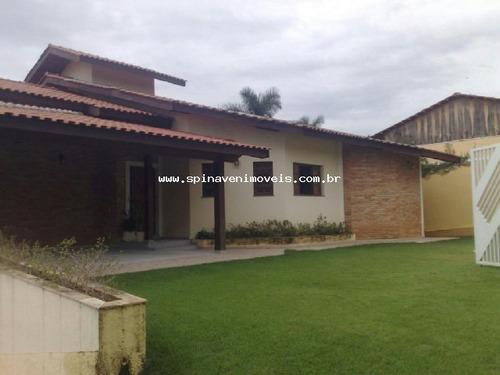 casa na represa em condomínio fechado - piracaia - sp - ca01300