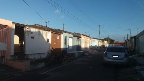casa na rua 219, conj. marcos freire iii