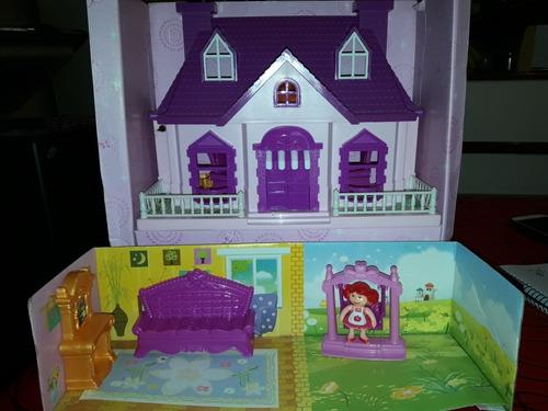 casa niña usada my happy family