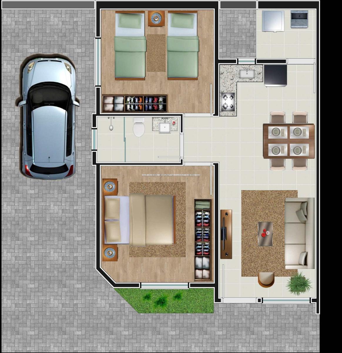 casa - niteroi - ref: 50384 - v-50384