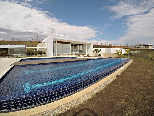 casa no alphaville, moderna e com piscina com raia - ca0841