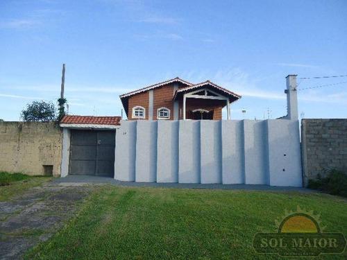 casa no bairro arpoador em peruíbe - 00095