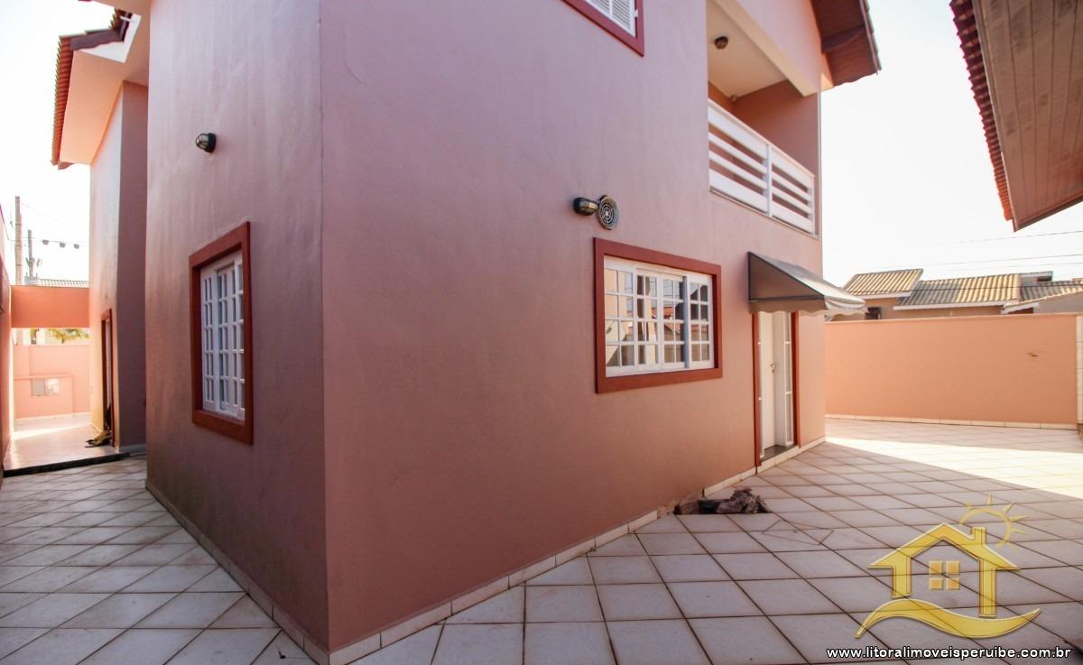 casa no bairro arpoador em peruíbe - 1443