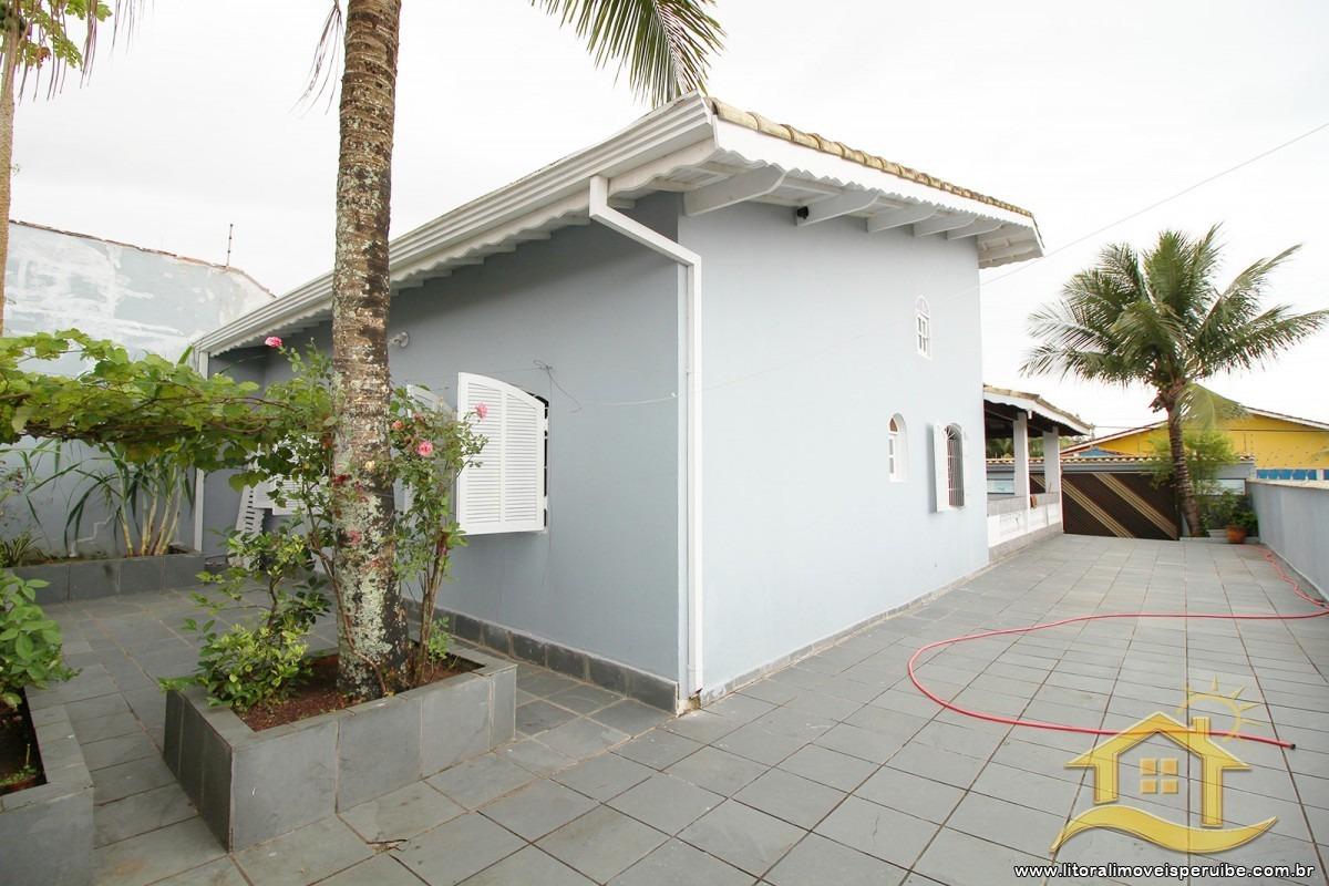 casa no bairro arpoador em peruíbe - 1449