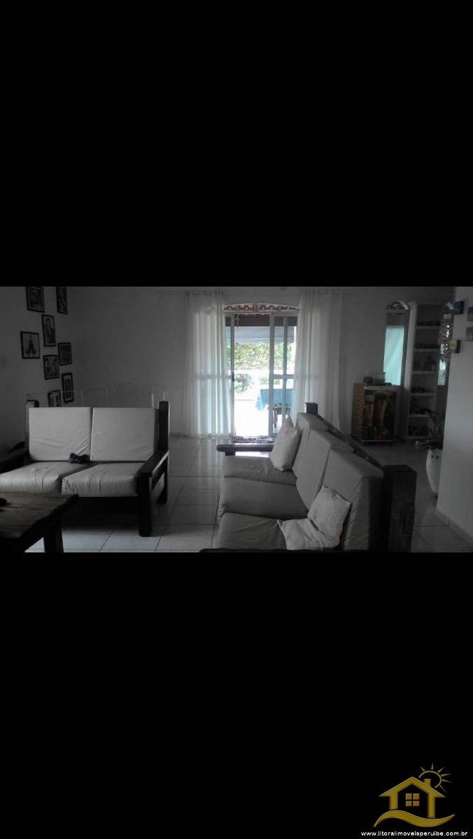 casa no bairro arpoador em peruíbe - 1460
