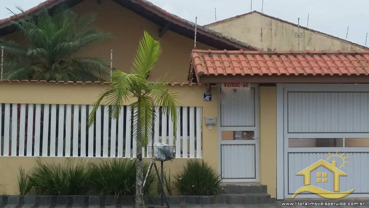 casa no bairro arpoador em peruíbe - 1584