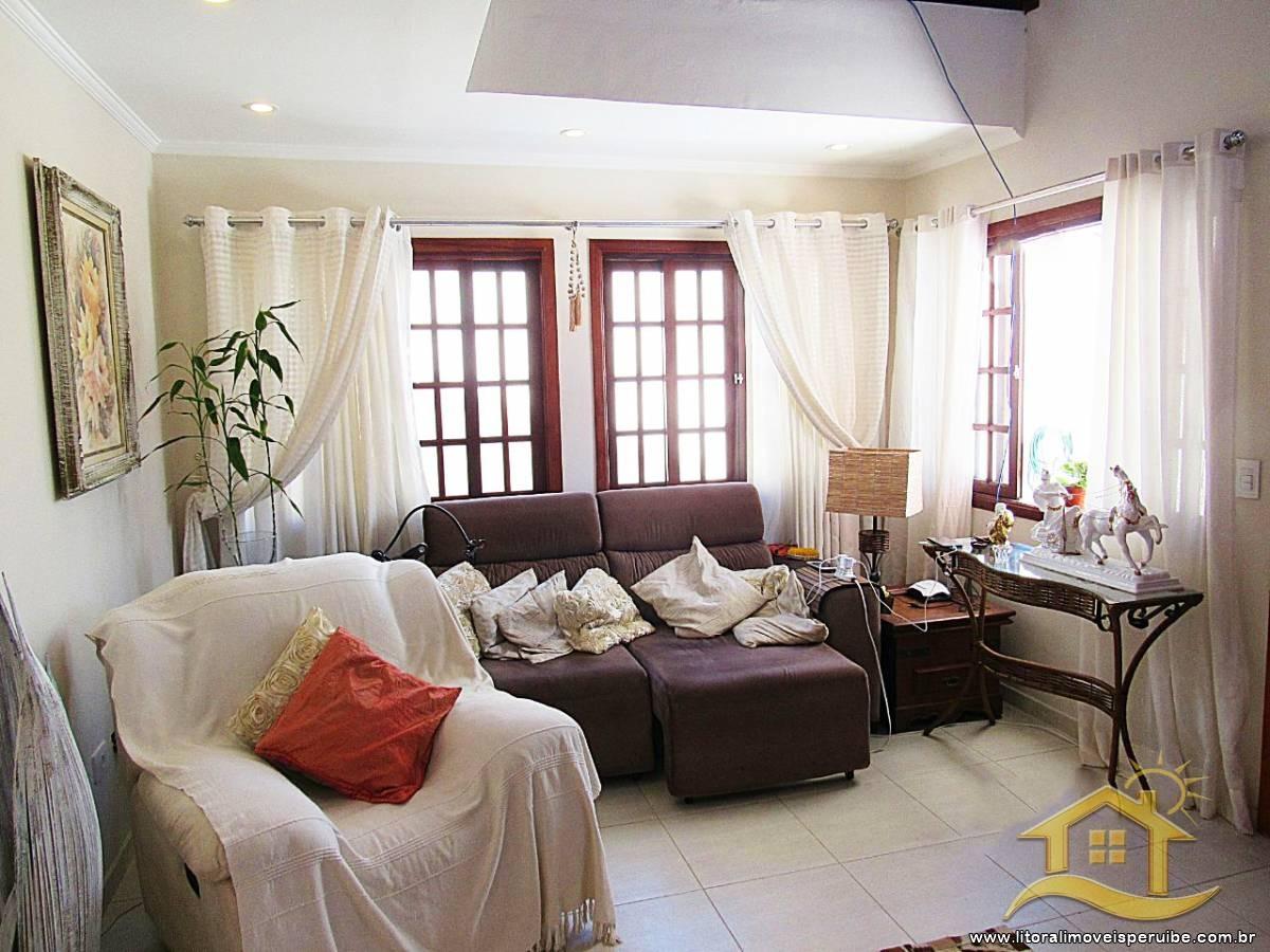 casa no bairro arpoador em peruíbe - 2296