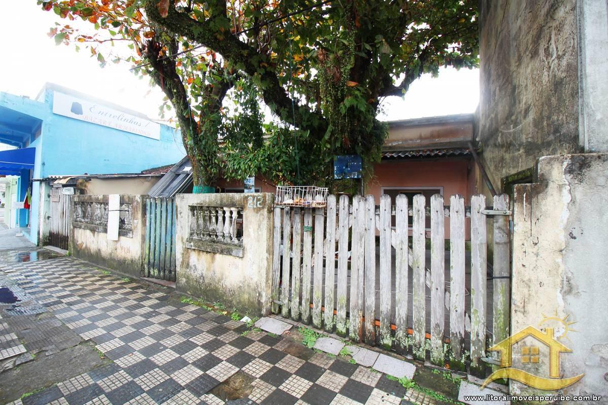 casa no bairro centro em peruíbe - 2407