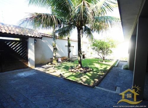 casa no bairro centro em peruíbe - 2422