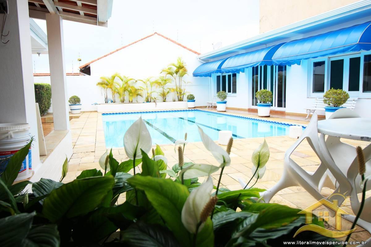 casa no bairro centro em peruíbe - 2444