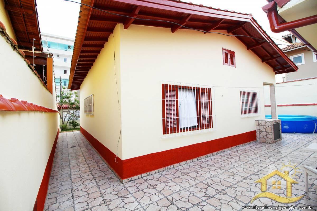 casa no bairro centro em peruíbe - 2485