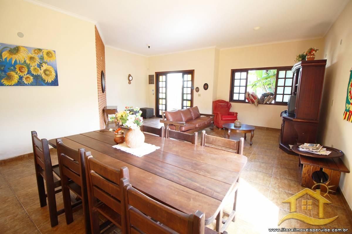 casa no bairro centro em peruíbe - 2490