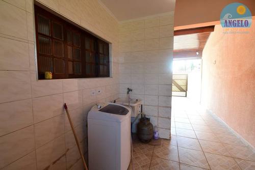 casa no bairro continental em peruíbe - 1253