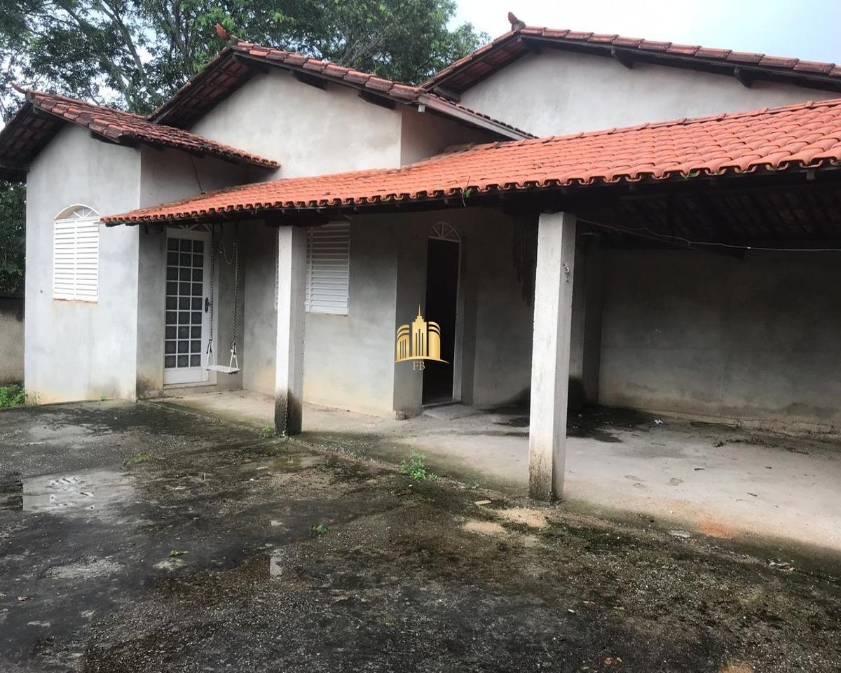 casa no bairro fernao dias - esmeraldas - ca00168 - 33659425