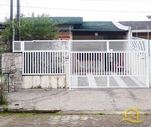 casa no bairro flórida em peruíbe - 1534