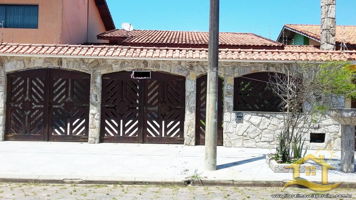 casa no bairro icaraíba em peruíbe - 296