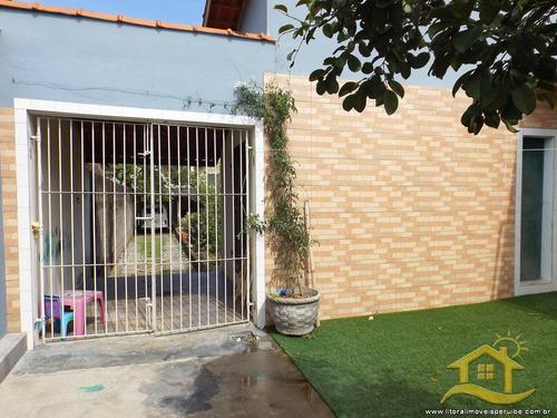 casa no bairro jardim barra de jangadas em peruíbe - 2360
