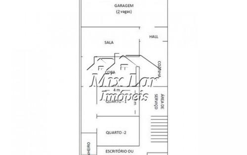 casa  no bairro jardim d'abril - osasco - sp, com 125 m² de área construída sendo 2 dormitórios, sala, cozinha, 2 banheiros e 2 vagas de garagens. whatsapp mix lar imóveis  9.4749-4346 .