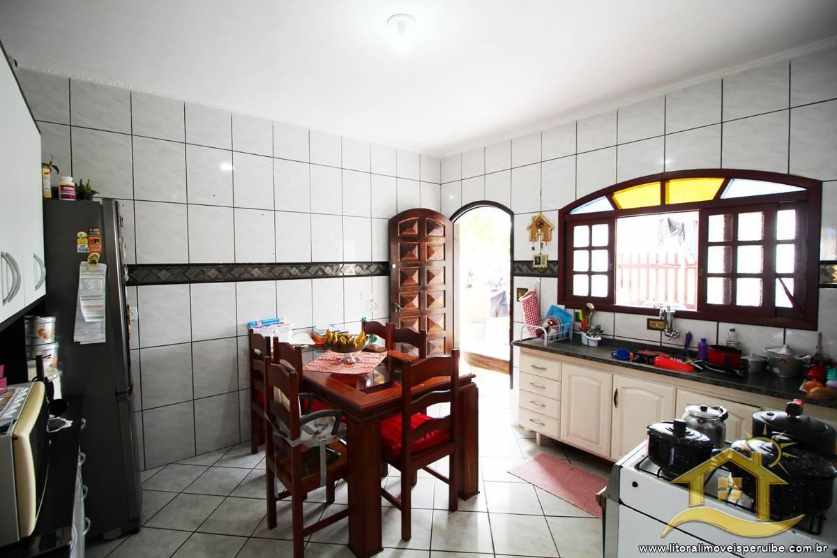 casa no bairro jardim imperador em peruíbe - 1027