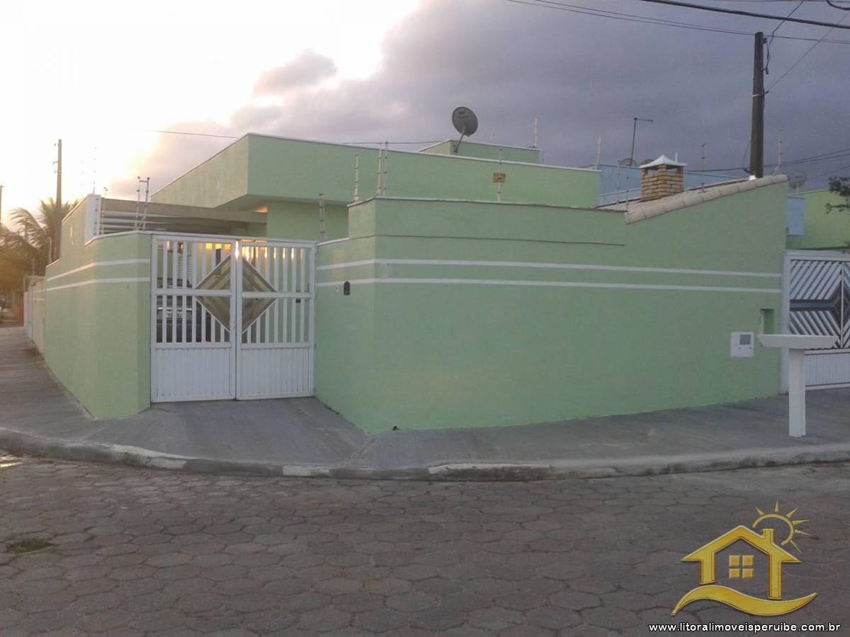casa no bairro jardim peruíbe em peruíbe - 1693