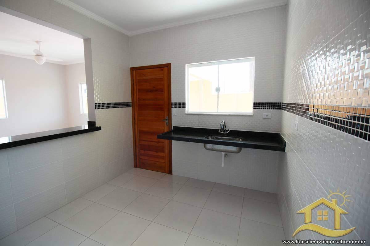 casa no bairro jardim peruíbe em peruíbe - 2393