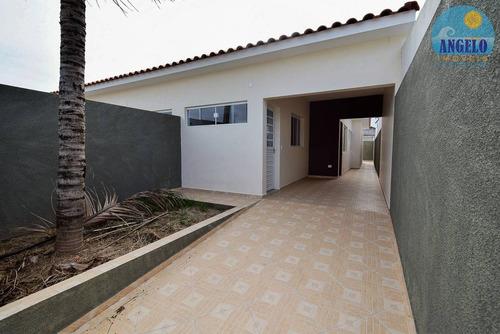 casa no bairro jardim peruíbe em peruíbe - 521