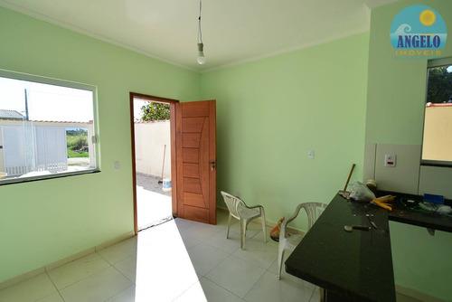 casa no bairro josedy em peruíbe - 1625