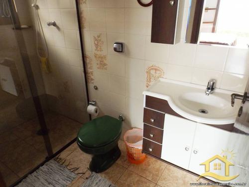 casa no bairro josedy em peruíbe - 2481