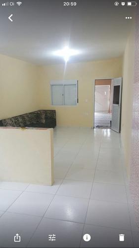 casa no bairro nova itanhaém, em itanhaém ref ca 454