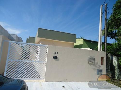 casa no bairro nova peruíbe em peruíbe - 00067