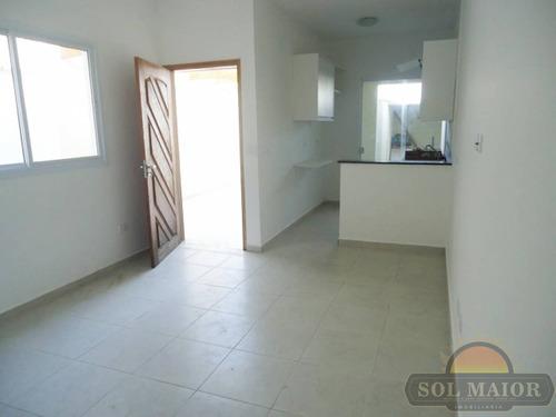 casa no bairro nova peruíbe em peruíbe - 00124