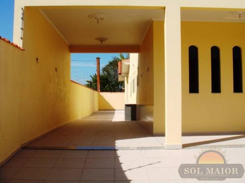 casa no bairro nova peruíbe em peruíbe - 00258