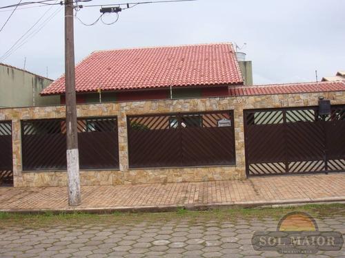 casa no bairro nova peruíbe em peruíbe - 00332